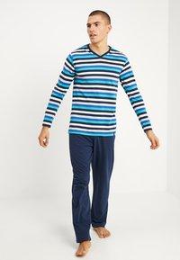 Ceceba - Pyjama set - dark blue/blue - 1
