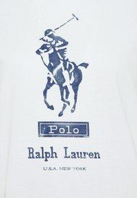 Polo Ralph Lauren - Triko spotiskem - white - 6