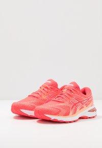 ASICS - GT-2000 8  - Stabilty running shoes - diva pink/white - 2