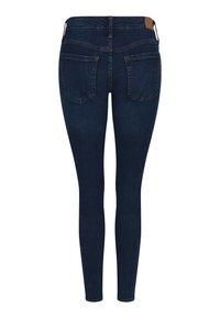 AÉROPOSTALE - Jeans Skinny Fit - darkdenim - 4