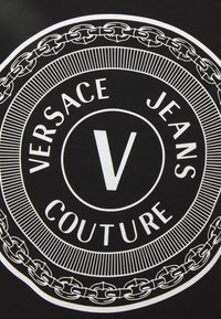 Versace Jeans Couture - MOUSE - Camiseta estampada - black - 6