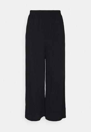 NMFIONA PANTS - Pantaloni - black