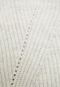 s.Oliver - Maglione - off-white melange - 2