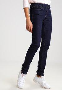 Mavi - ADRIANA - Jeans Skinny Fit - rinse rome - 0