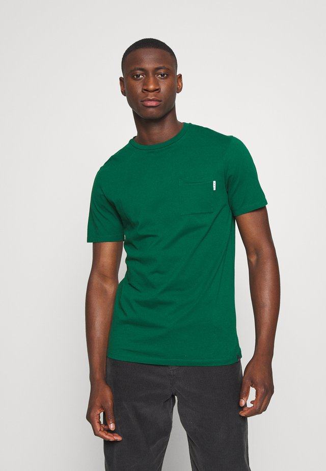 Basic T-shirt - jungle green
