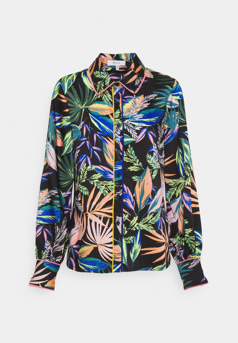 Milly - JULIETTE TROPICAL PALM  - Chemisier - multi-coloured
