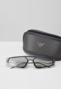 Emporio Armani - Sunglasses - silver-coloured - 3