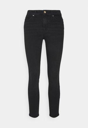 ONLANNE MID  - Jeans Skinny Fit - black