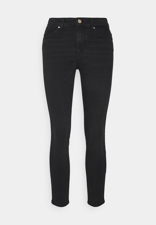 ONLANNE MID  - Jeans Skinny - black