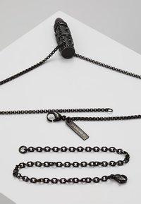 Police - DEPTFORD - Necklace - black - 2