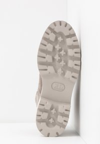 Kennel + Schmenger - BOBBY - Platform ankle boots - ombra/nature - 6