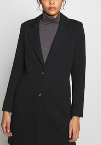 ONLY - ONLCARRIE - Classic coat - black/solid - 5