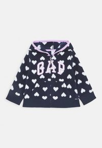 GAP - TODDLER GIRL LOGO - Fleece jacket - navy uniform - 0