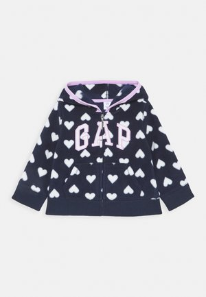 TODDLER GIRL LOGO - Fleecová bunda - navy uniform