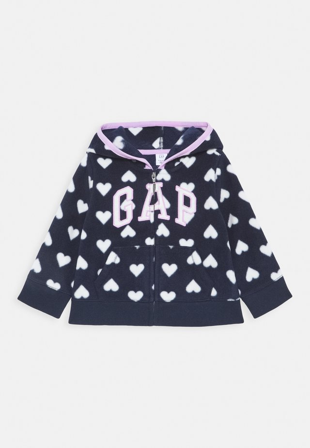 TODDLER GIRL LOGO - Veste polaire - navy uniform