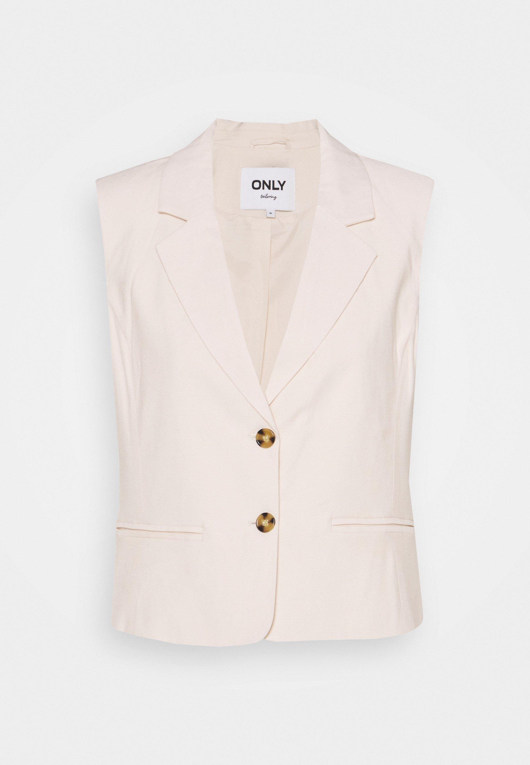 Women ONLAIA SHORT WAISTCOAT   - Waistcoat