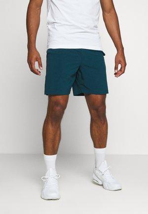 SHORT - Short de sport - blue