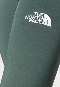 The North Face - TIGHT - Leggings - balsam green/black - 4