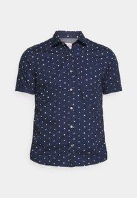 s.Oliver - KURZARM - Shirt - blue - 4
