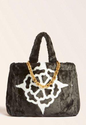 HELMA LARGE TOTE - Shopper - black