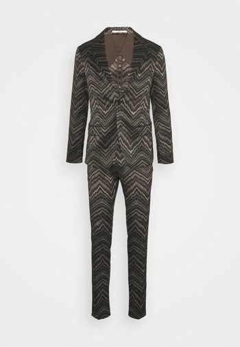 KARLSEN-BLOCH - Suit - black berry