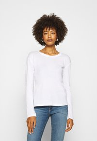 Anna Field - Long sleeved top - white - 0