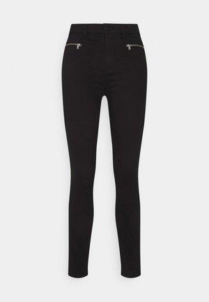SARGA CREMALLERA - Jeans Skinny Fit - black