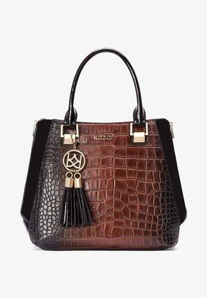 MARIETTA - Handbag - Brown