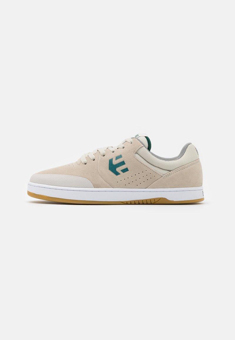 Etnies - MARANA - Skateschoenen - white/green