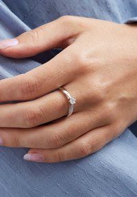 Selected Jewels - Ring - silber - 0