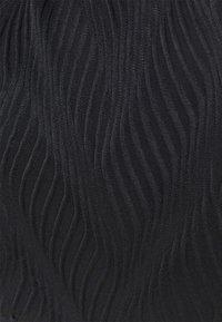 Hunkemöller - GALIBI TEXTURE RIO - Bikini bottoms - black - 2