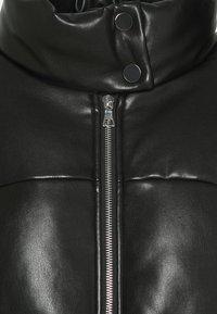 Milly - VEGAN PUFFER - Winter jacket - black - 2