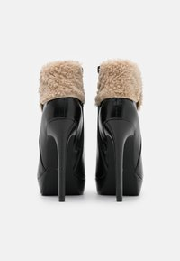 Even&Odd - LEATHER - Winter boots - black - 3