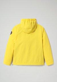 Napapijri - RAINFOREST WINTER - Light jacket - yellow oil - 5