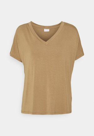 VIBELIS  - T-shirt basique - tigers eye