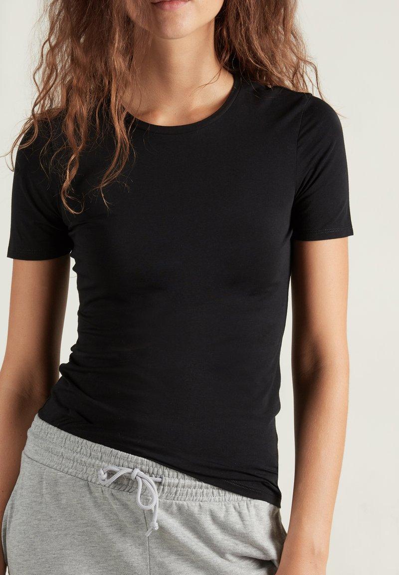 Tezenis - Basic T-shirt - nero