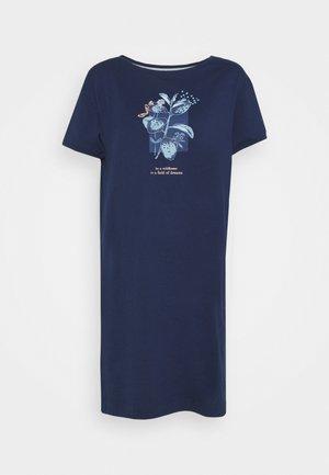 NIGHTDRESSES - Camisón - blue dark combination