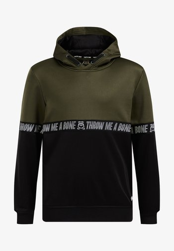 Sweater - olive green