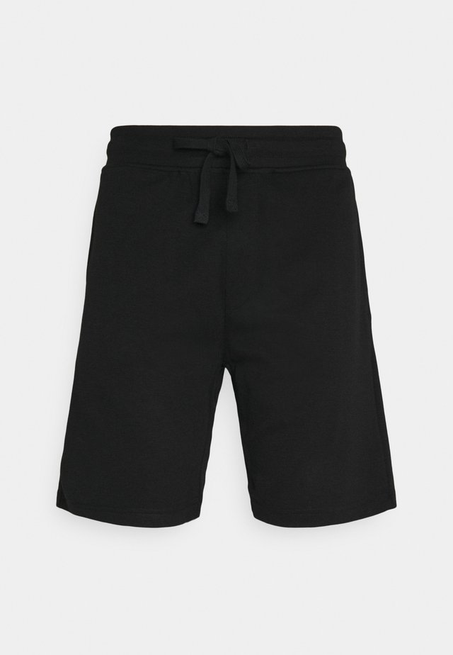 OF DENMARK SHORTS BAMBOO - Shorts - schwarz
