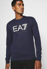 EA7 Emporio Armani - Sweatshirt - navy blue - 5