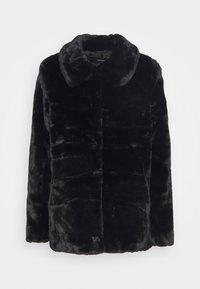 Vero Moda - VMVALLIRIO JACKET - Classic coat - black - 3