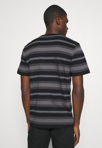 Carhartt WIP - BUREN  - Print T-shirt - black - 2