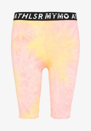 ATHLSR - Shorts - orange pink