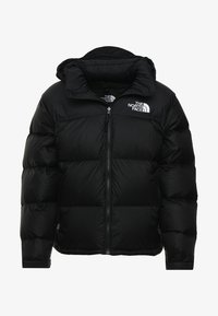 The North Face - 1996 RETRO NUPTSE JACKET - Bunda z prachového peří - black - 4