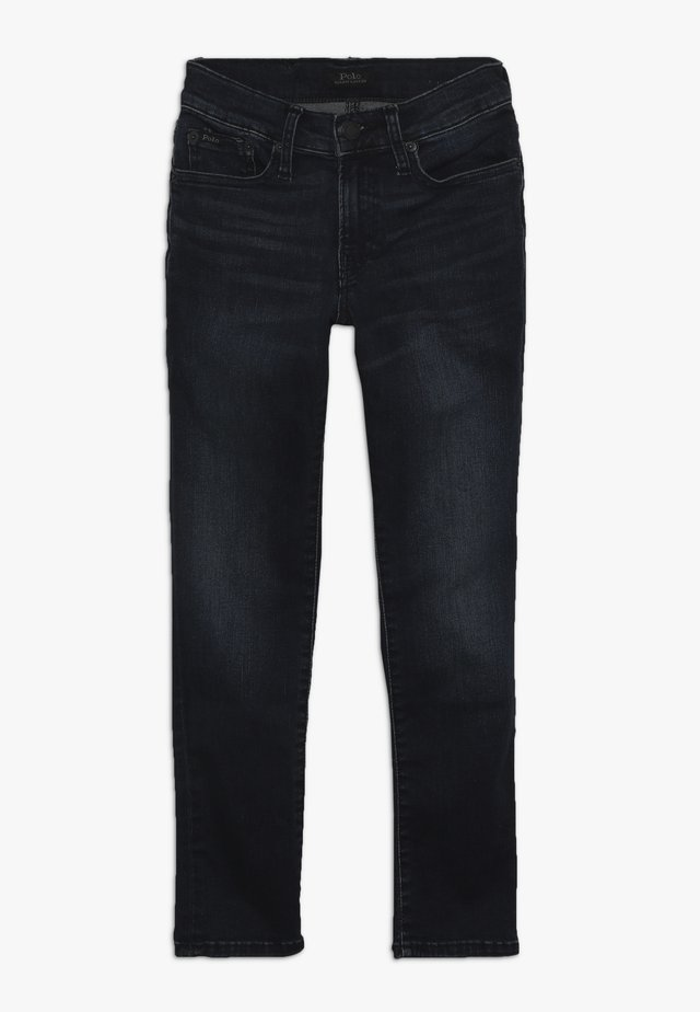 ELDRIDGE BOTTOMS - Jeansy Skinny Fit - peyton wash