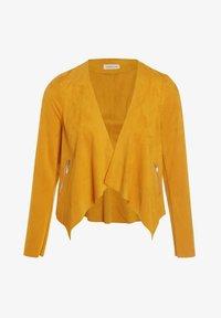 Cache Cache - Blazer - jaune moutarde - 4
