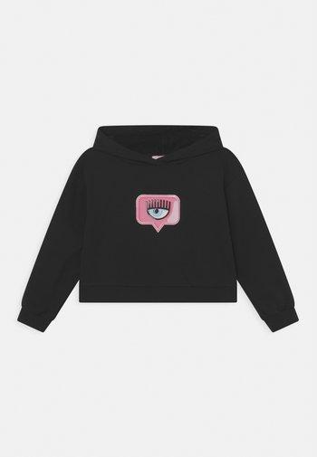 FELPA UNITA - Sweatshirt - nero