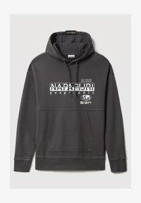 Napapijri - Hoodie - dark grey solid - 6