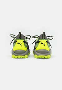 Puma - ERUPT TRL - Trail running shoes - ultra gray/fizzy yellow - 2