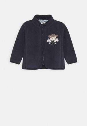 WILD WILD WEST - Fleecová bunda - dunkelblau